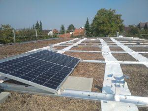 Mitwirkungstag Dachbegrünung und PV-Anlage